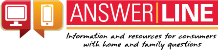 Answer Line logo