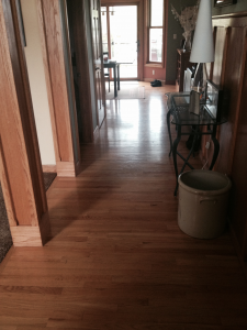 Caring For A Hardwood Floor In Your Home Answerline