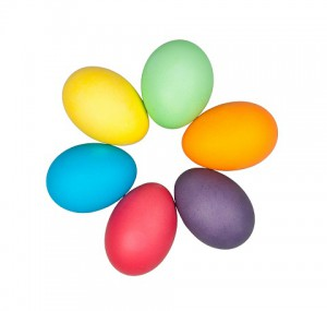 eggs easter color dye