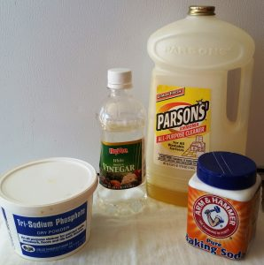 Removing Grease from Painted Walls • AnswerLine • Iowa State