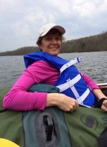 mary w kayak