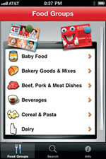 Food Group App