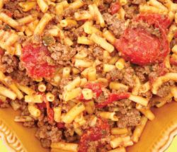 spanish macaroni
