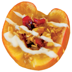hurry-up apple recipe