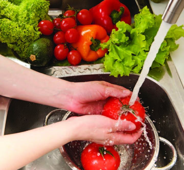 Washing food gallery - Foods never wash cooking ...
