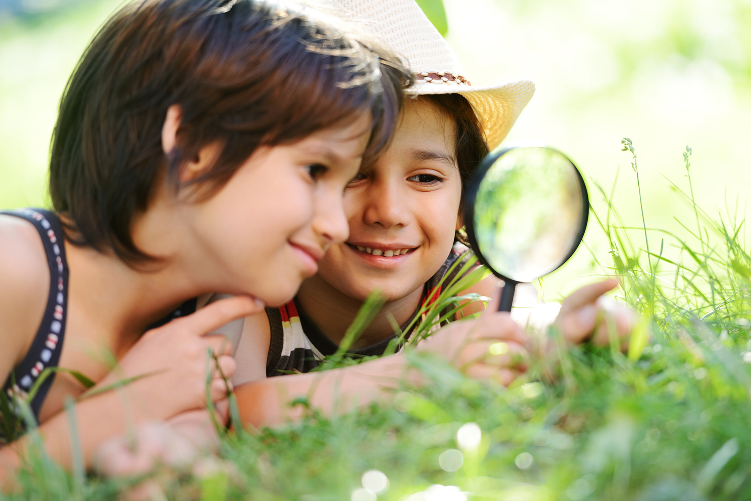 nature outdoors investigate playing wellness summer forest iowa exploring children ad fall