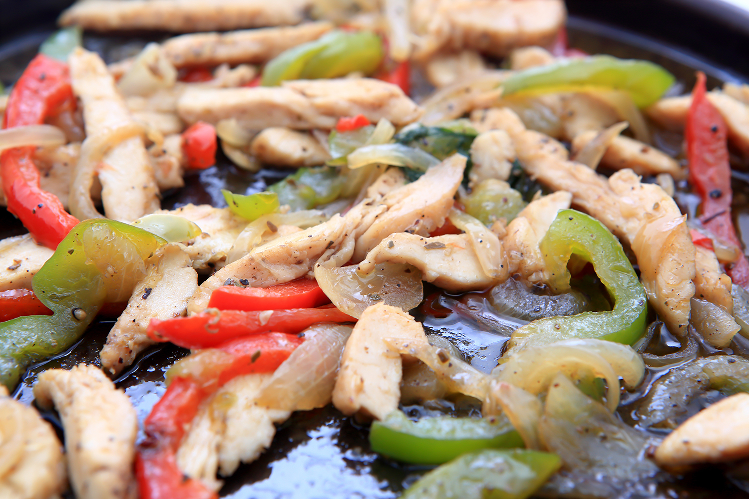 chicken fajitas meals dinner