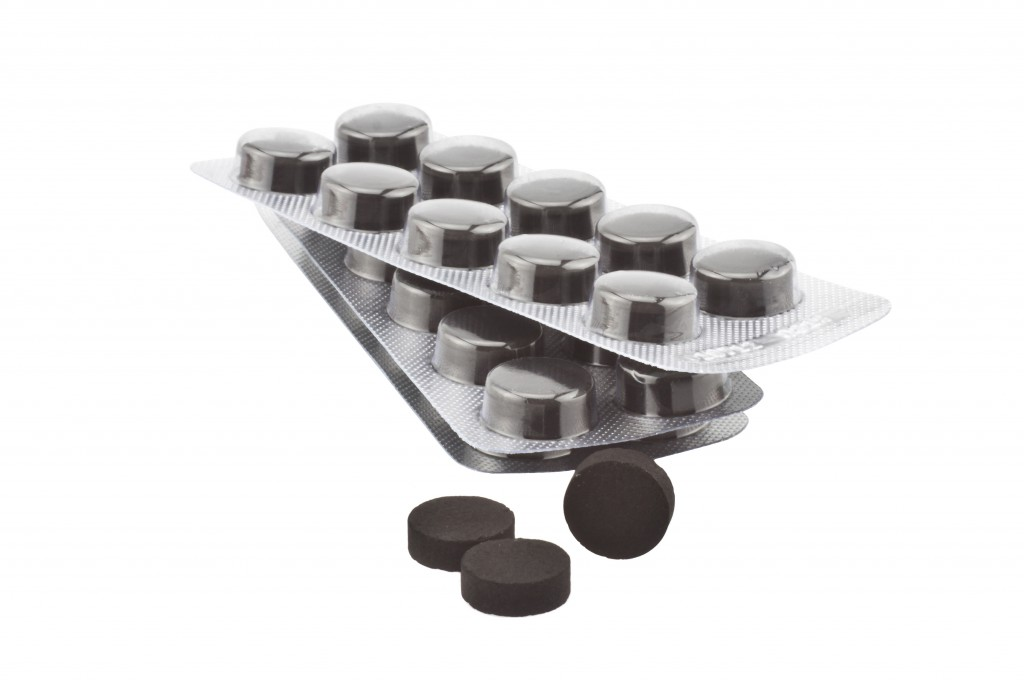 activated charcoal pills