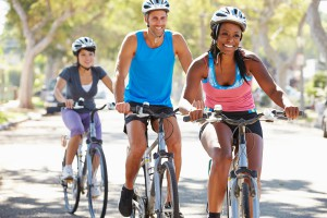 adults bike fitness