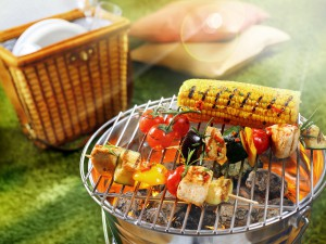 grilling vegetables meals summer