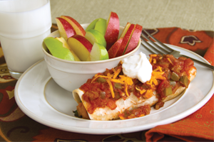 butternut-squash-enchiladas