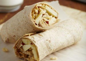Crunchy Apple Roll-up