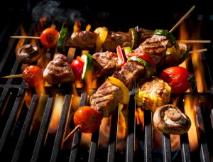 Steak kabob