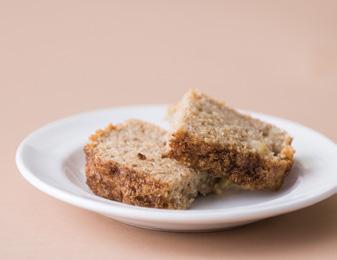 slices of apple cinnamon bread